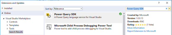 Power Query SDK for Visual Studio | Insight Quest