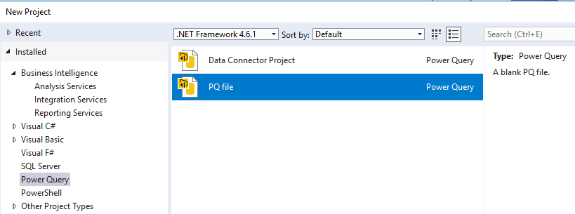 PQ File