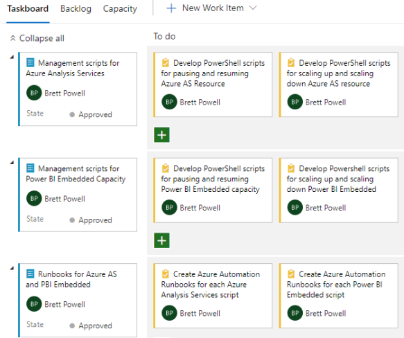 Managing Azure Analysis Services and Power BI Embedded